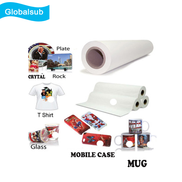 Best Quality Dye Sublimation Heat Press Paper Roll for Polyester