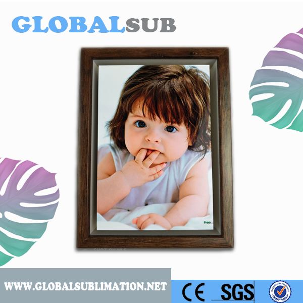New Promotional Gift Plastic Photo Frame
