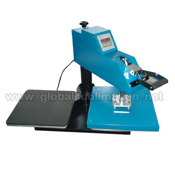 Double location heat press