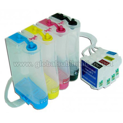 Continous Ink Supply System (4color)