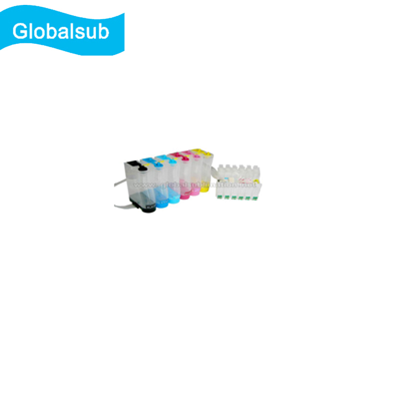 Continuous Ink Supply System CISS Ink Cartridge for Inkjet