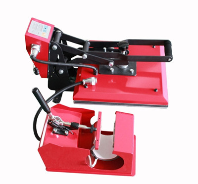 2 in1 Manual Heat Press Machine