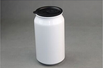 Sublimation Cola Aluminium Water Bottle