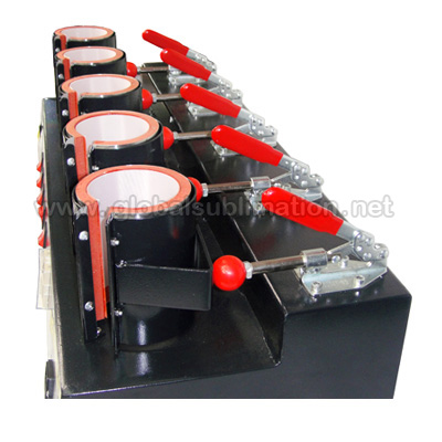 Combo Mug Press Machine ( 5 in 1 )
