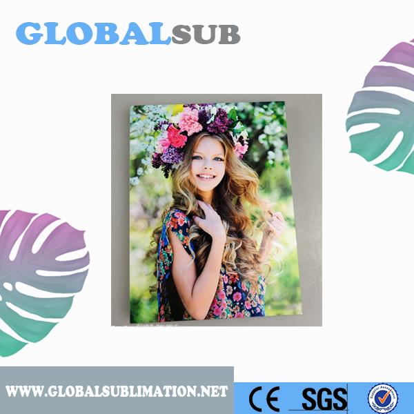 Sublimation Aluminium Sheet Photo Frame