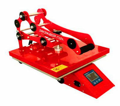 Manual Heat Press Machine(Ferrari sport car)