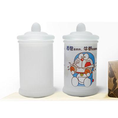 Sublimation Wholesale personalized Glass Storage Jar