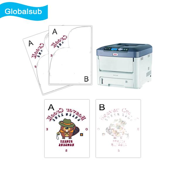 Shockline self-weeding laser  Transfer Paper A4(A+B side)