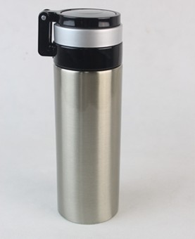 Portable Vacuum Cup Flask Stainless Steel Water Bottle