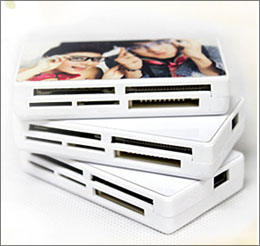 6 in 1 Multifunctional Card Reader