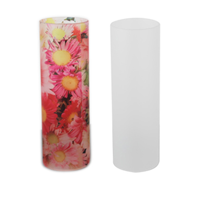 Sublimation  Glass Flower Vase Wedding decoration