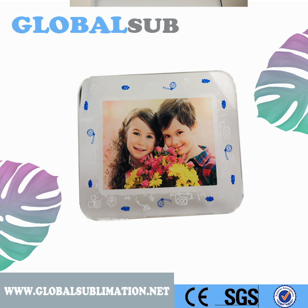 Wonderful Gift Tempered Glass Photo Frame