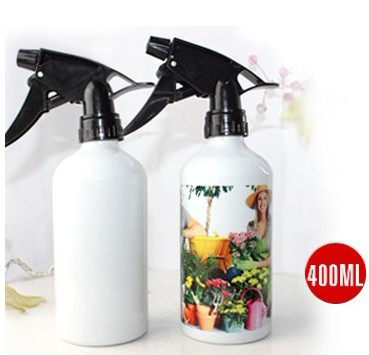 Sublimation Spray aluminum pot with image painting