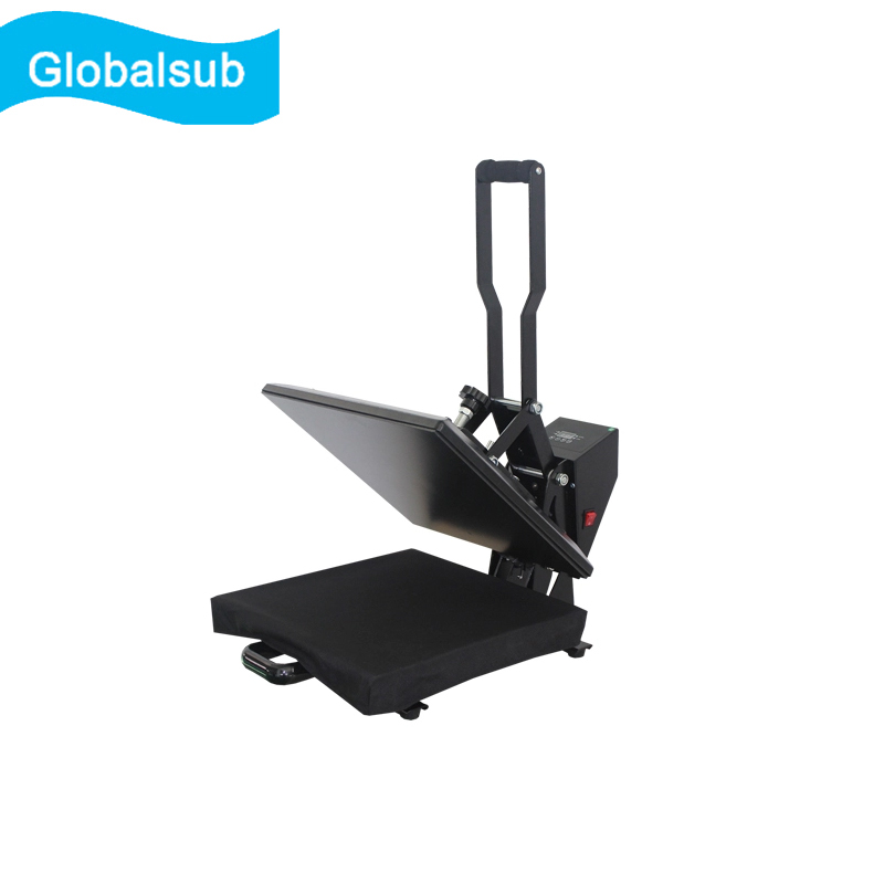 High Cost-Effective U-shaped Handle Flat Heat Press Machine