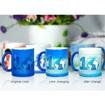 Color Changing Mug-(Blue 3 )