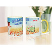 Color Rim Mug (Yellow 1)