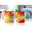 Inner Colour Mug (Red 2)