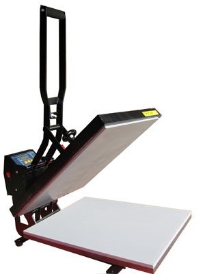Flat Heat press machine