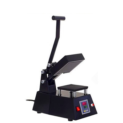 Logo heat pressmachine