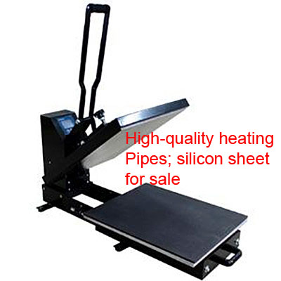 Slide-out Manual Heat Press Machine