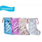 Sublimation Blank Sequins Christmas Stocking <img src=templates/utf-8/no1/images/new.gif border=0>