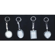 Factory Price Crystal Key Chain For Sublimation