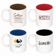 6oz sublimation personalized custom printed inner color coffee mug <img src=templates/utf-8/no1/images/new.gif border=0>