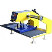 Pneumatic Auto Double Location Heat Press Machine