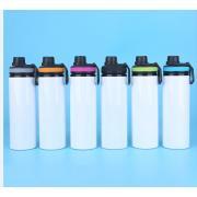 850ml Sublimation Portable Aluminum Kettle Sport Water Bottle <img src=templates/utf-8/no1/images/new.gif border=0>