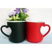 Subliumation Heart Handle Color Changing Mug    <img src=templates/utf-8/no1/images/new.gif border=0>