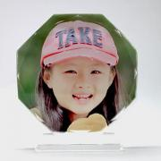 Sublimation Octagonal Crystal Photo Frames <img src=templates/utf-8/no1/images/new.gif border=0>