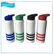 750ml Colorful Decoration Sublimation Metal Aluminum Water Bottle <img src=templates/utf-8/no1/images/new.gif border=0>
