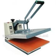 High Pressure flat clamshell press