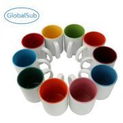 11oz Inner Color Mug for Sublimation Heat Press