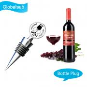 Sublimation Metal Wine Bottle Plug Stopper