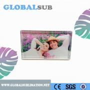 New Arrival Sublimation Glass Photo Frame