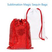 Sublimation Blank Sequin Sublimation Magic Backpack Drawstring Christmas Bag Sto <img src=templates/utf-8/no1/images/new.gif border=0>