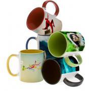 two tone sublimation mug