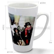 17oz cone shape mug
