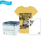 self-weeding laser  Transfer Paper