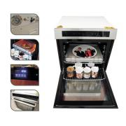 3D vacuum heat press
