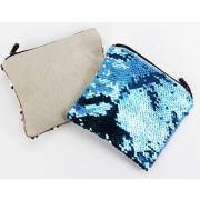 Mermaid Bling Sequins Clutch Purse <img src=templates/utf-8/no1/images/new.gif border=0>