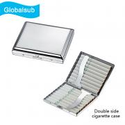 Metal Double Side Cigarette Case