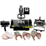 Combo Heat Press Machine (8 in 1)