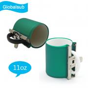 3D Sublimation Silicone 11oz Mug Wrap Clamp