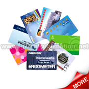PVC Card Materials