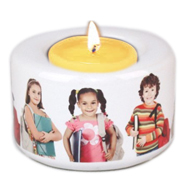 Sublimation Candle Holder