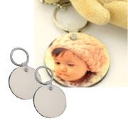 MDF keychain